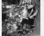 Girl Scout Camp, St Albums in the 50's... Do you recognize anyone? I see Lynn Fotheringill, Diane Peterson, Lissette Sh